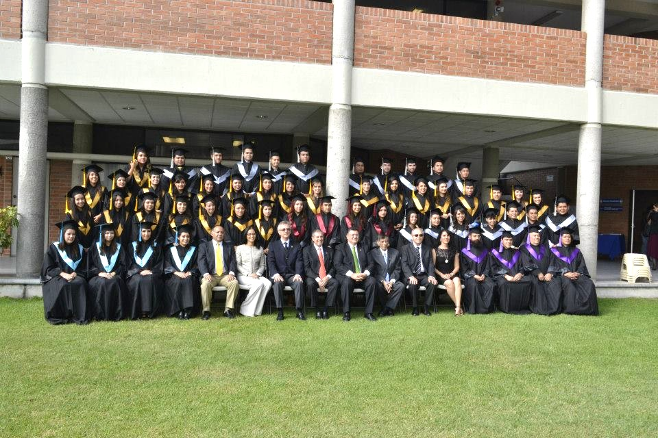 Universidad latina de mexico lix ceremonia de graduaci n for Maestria en arquitectura de interiores